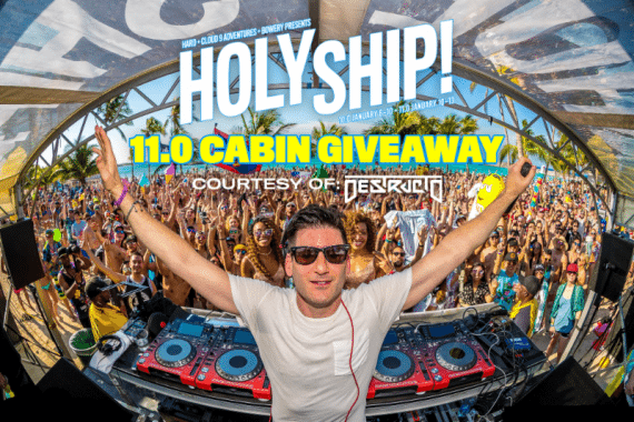 Holy Ship! Destructo