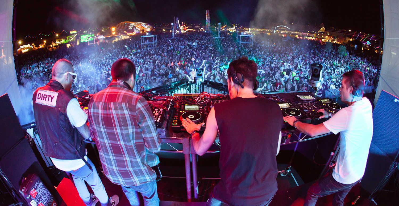 Dirtyphonics DJ Interview Hammarica PR Electronic Dance Music News